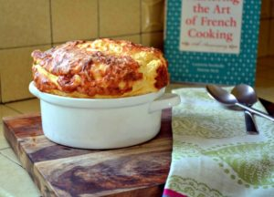 Julia Childs' Cheese Souffle