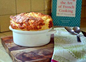 Julia Childs' Cheese Souffle