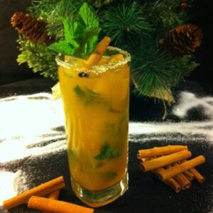 Holiday Mojito Recipe