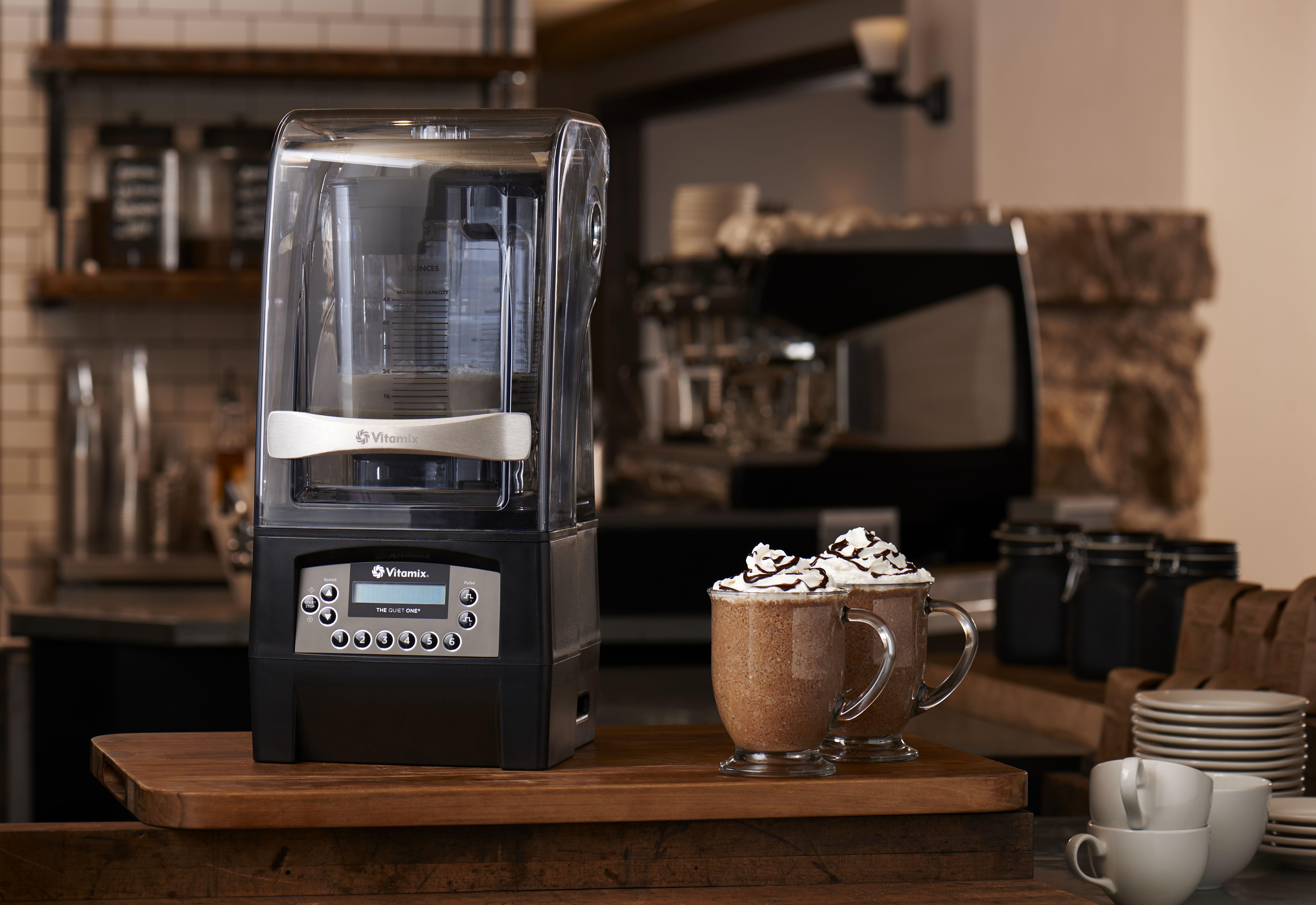 What Kind of Blender Does Starbucks Use? | The Burkett Blog