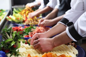 Catering_hands