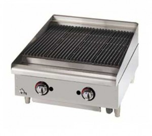 Star Lava Rock Gas Charbroiler