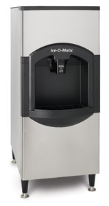 ice o matic hotel ice dispenser