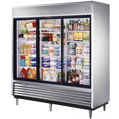 Commercial refrigeration blog post TRUE-TSD-69G