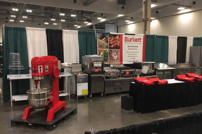 Burkett Joining Midwest's Best at 2018 Mid-America Restaurant Expo