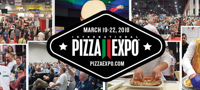 International Pizza Expo is the Largest Gathering of Pizza Professionals