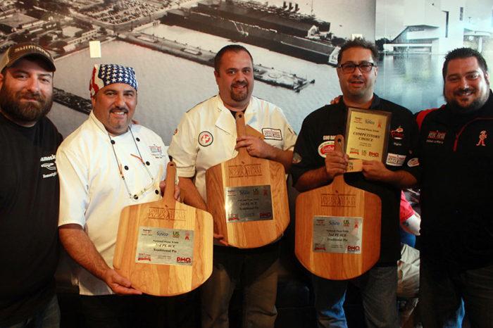 Burkett is now a proud sponsor of the U.S. Pizza Team