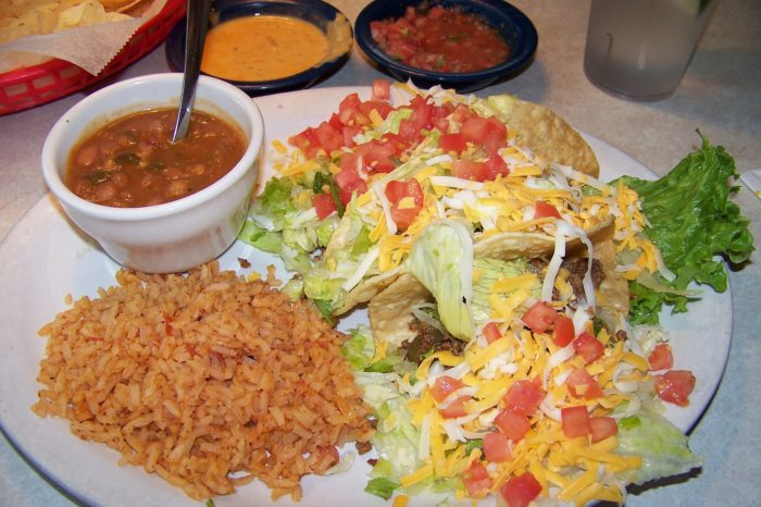 Food Processors, Taco Baskets Make Mexican Food Prep Grate