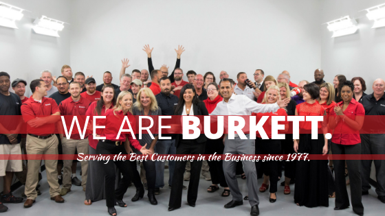 We Are Burkett