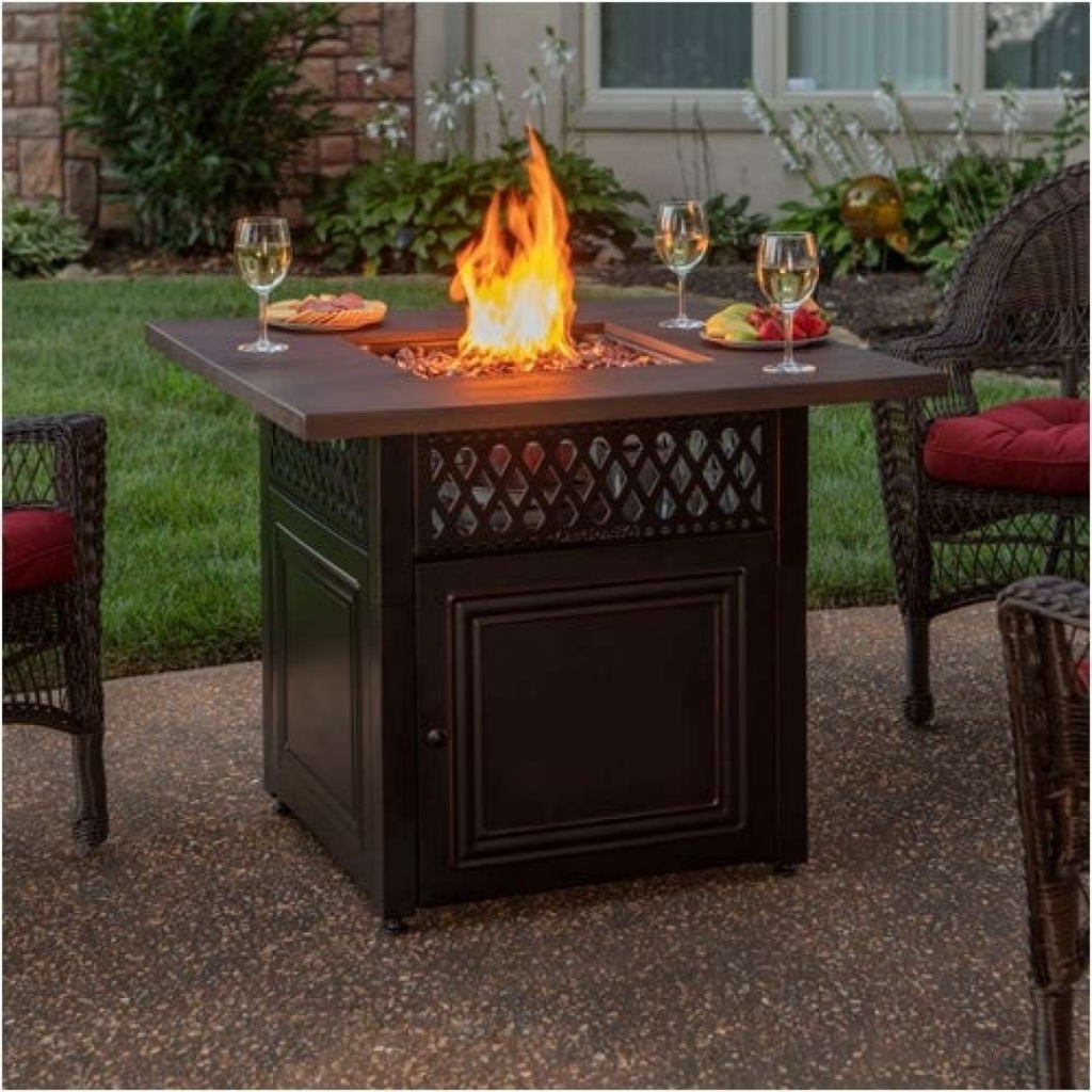 DualHeat Fire Pit/Table