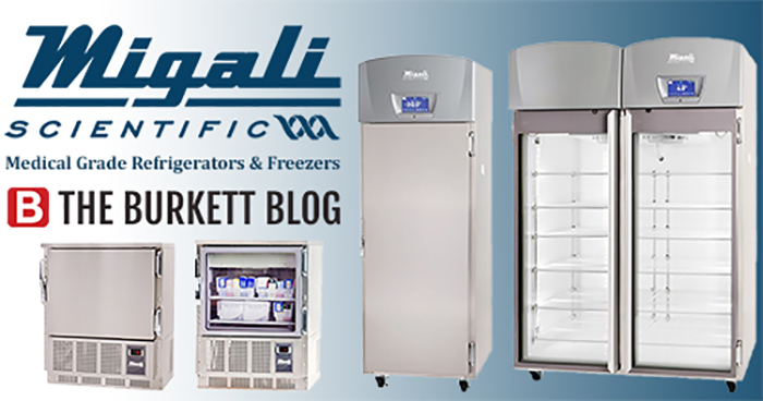 Migali Scientific Medical Refrigerators & Freezers